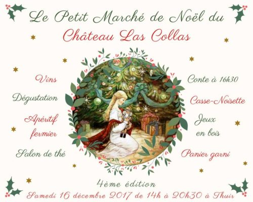marche-de-noel Las Collas
