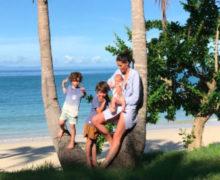 Où partir et comment voyager avec des enfants par Marie Faure-Ambroise