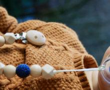 10 raisons d'acheter un attache-tétine pour bébé