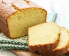 Gâteau au yaourt sans gluten sans lactose sans sucre