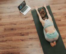 Mes cours de sport préférés en ligne (pilates, yoga, gym, workout)